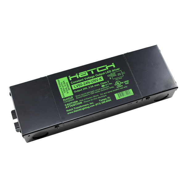 Non-dimmable LED Driver 60W