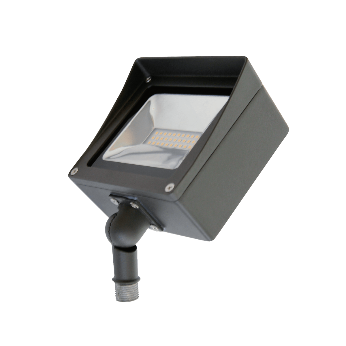 Led Compact Flood Light 30w Knuckle Mount Premise Led Lighting Manufacturer Canada Usa