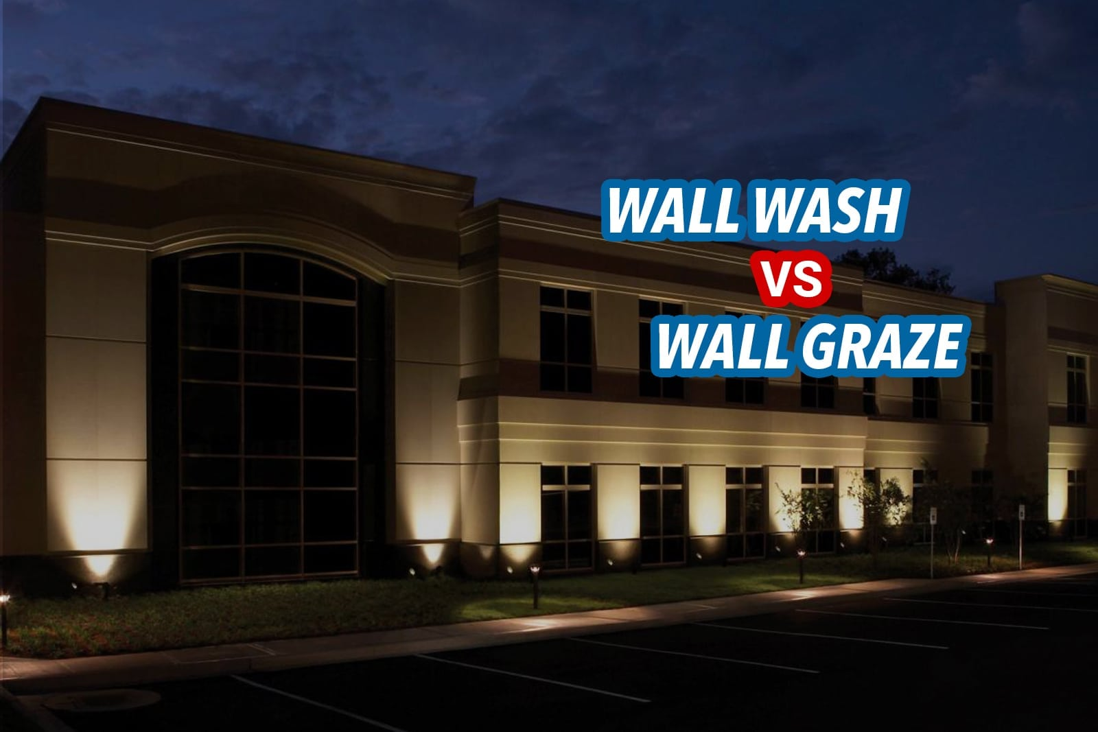 wall washing or wall grazing what s the lighting difference core products canada ltd. Black Bedroom Furniture Sets. Home Design Ideas