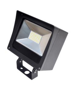 LED Compact Flood Light 80W Trunnion Mount