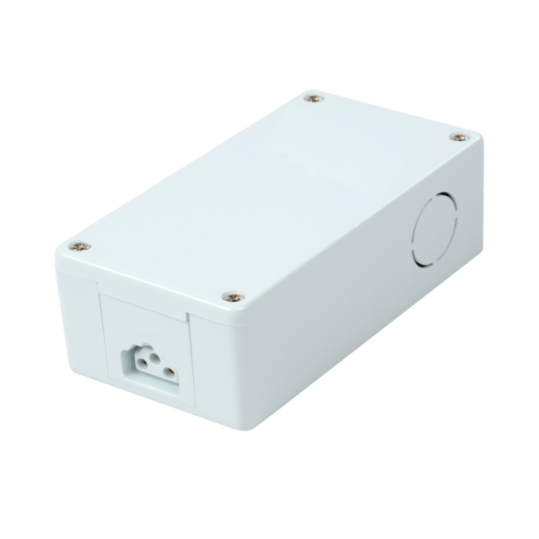 120VAC Junction Box for LS2-Series Linear Strips